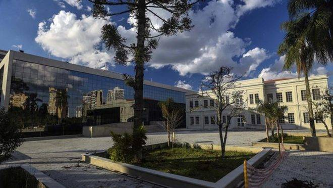 Complexo Judiciário no Ahú teve redistribuição de trabalho entre juízes.