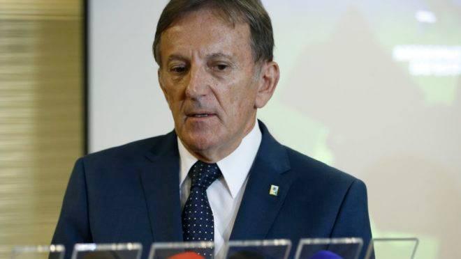 General Floriano Peixoto é cotado para assumir Correios