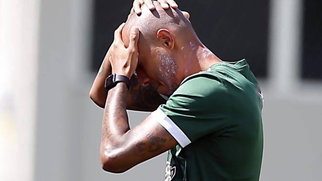 Alan Costa ficou marcado por ter levado um elástico no Estadual 2018 na derrota para o Foz.