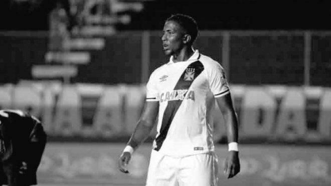 Jogador do Vasco morre em acidente no Rio de Janeiro