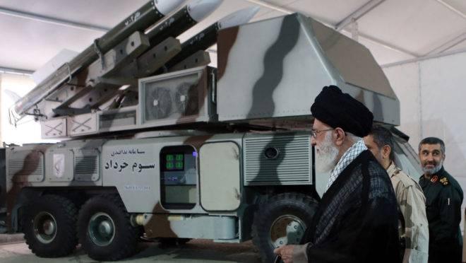 O líder supremo do Irã, aiatolá Ali Khamenei
