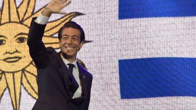 Juan Sartori. pré-caidndato à presidencia do Uruguai.