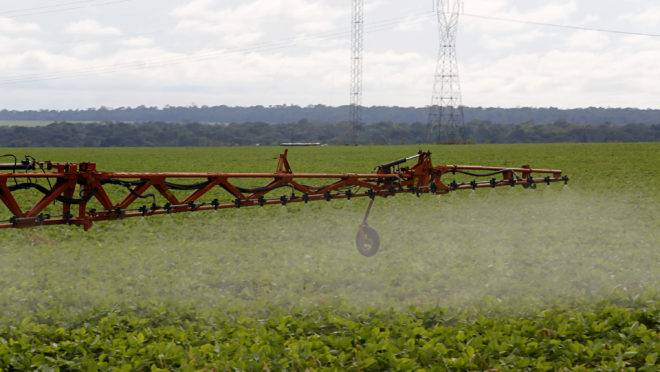 Desde o início do ano, o governo liberou 211 produtos agroquímicos, a maior parte são genéricos.
