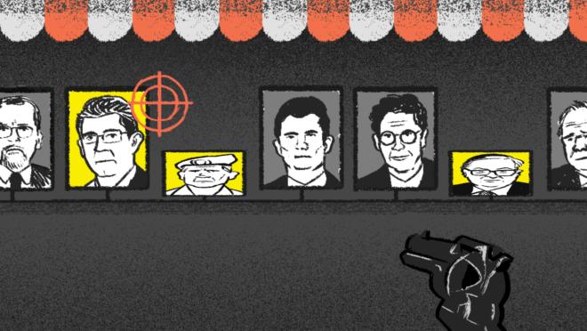 Tiro ao alvo: as mais de 30 cabeças derrubadas no governo Bolsonaro