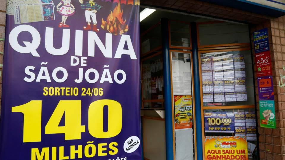 Quina de São João: prêmio sai para apostadores que acertaram 4 dezenas; veja os números