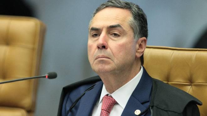 """Barroso vai pra cima da OAB e do Congresso que se irritaram com a PF """"Só faço o que é certo, justo e legítimo"""" busca em Ga. de Senador"""