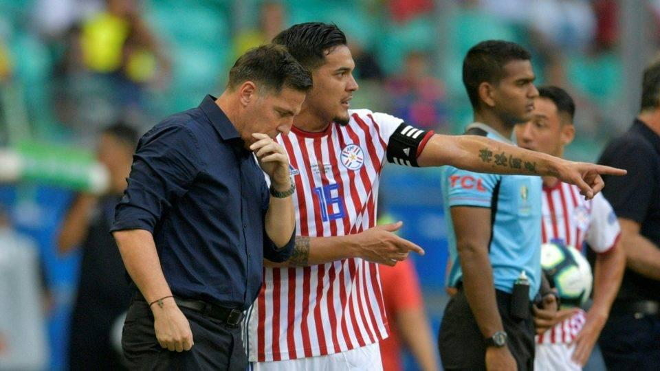 Mesmo sem vencer um jogo sequer, Paraguai se classifica para enfrentar o Brasil nas quartas