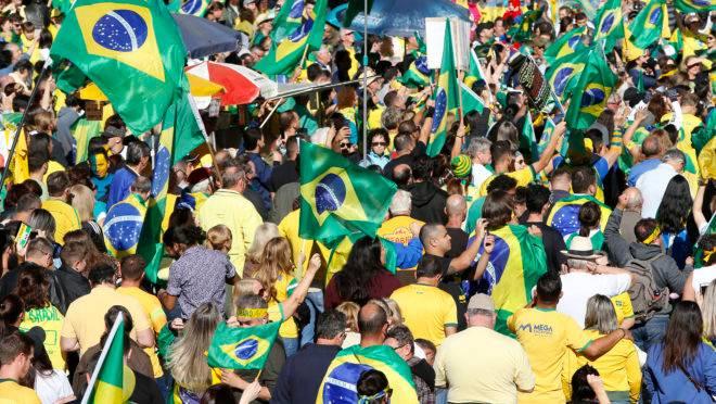 Dia 30 de junho: domingo de manifestação pró-Moro