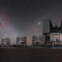 Astronomia e Relações Internacionais