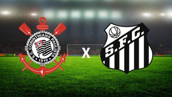 Assista Corinthians e Santos ao vivo pela internet na CBF TV, na plataforma MyCujoo.