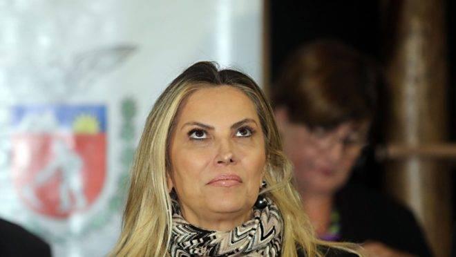 Ex-governadora do Paraná Cida Borghetti (PP)