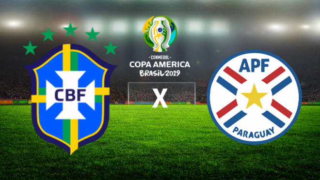 De olho no gramado e com Allan como titular, Brasil enfrenta o Paraguai