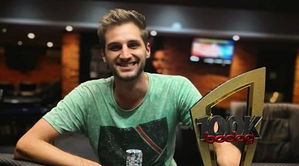 Estudante transforma torneio gratuito de poker em R$ 19 mil em Curitiba