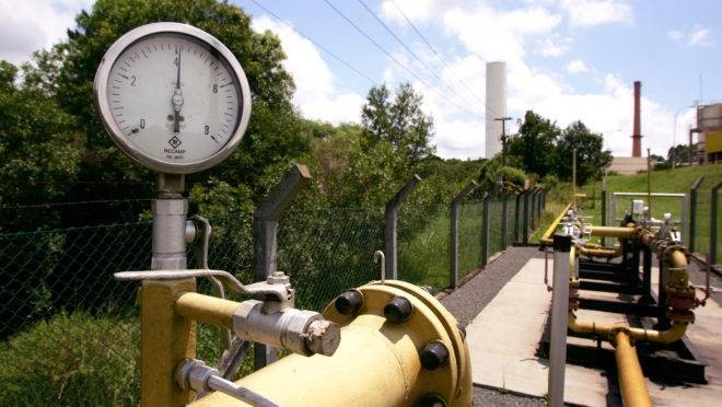 Gasoduto localizado no Paraná é exemplo de obra que pode ser financiada pelo Brasduto