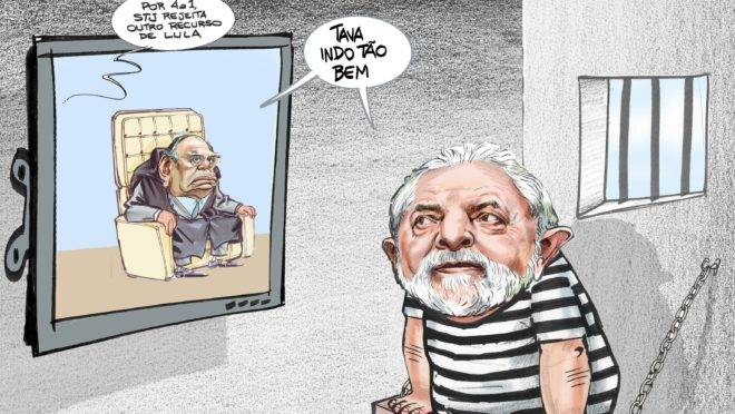 Gilmar Mendes quase liberta Lula e Bolsonaro publica mais decretos sobre armas