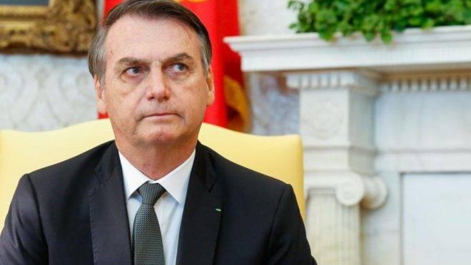 Ibope: Governo Bolsonaro