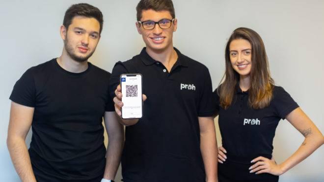 aplicativo-monetiza-atendimento-médico-pelo-celular-proh-divulgação