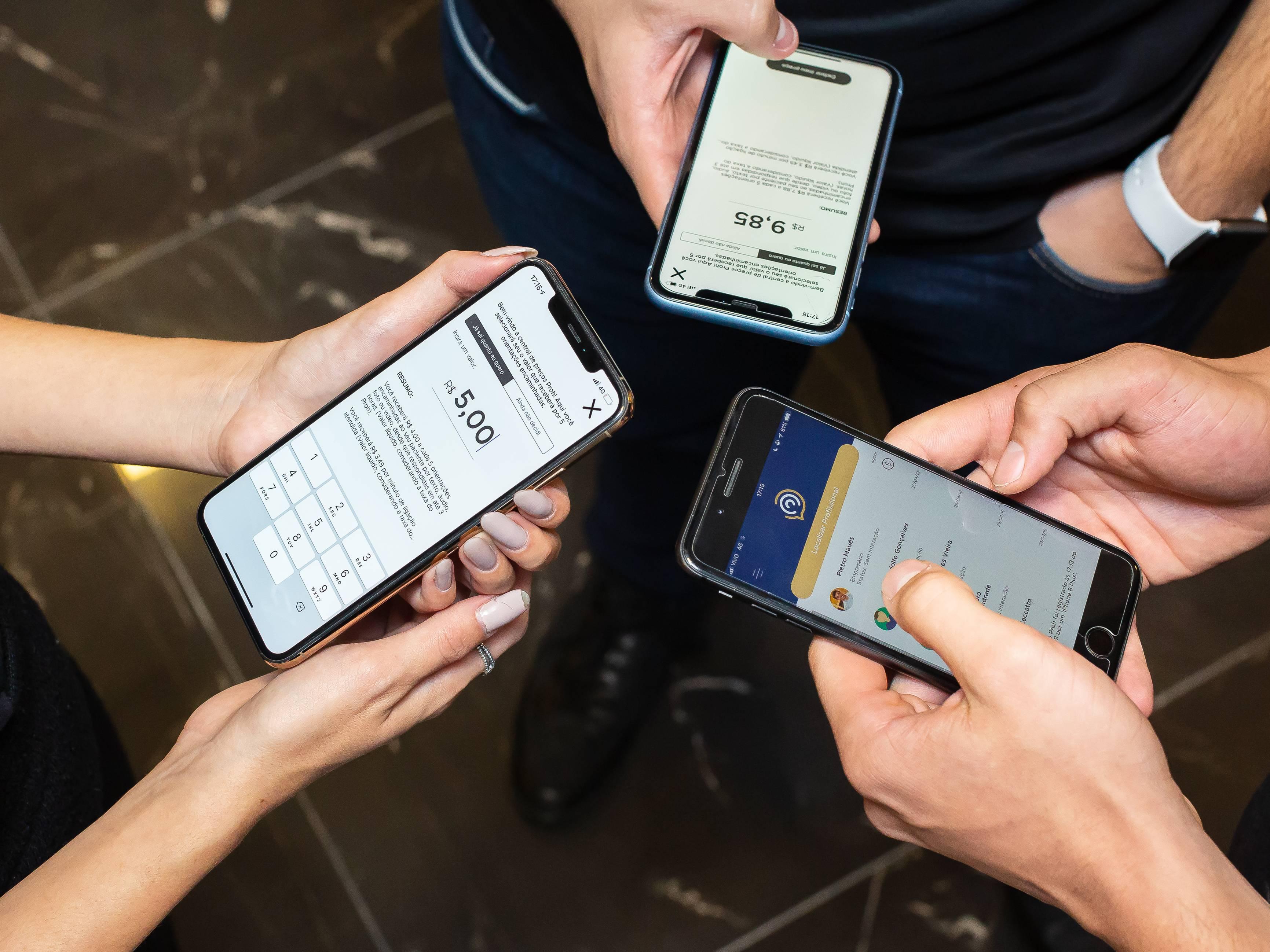 aplicativo-monetiza-atendimento-médico-pelo-celular-proh-divulgação-21