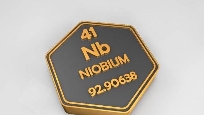 Nióbio, o elemento 41 da tabela periódica: salvação da economia brasileira? | BigStock