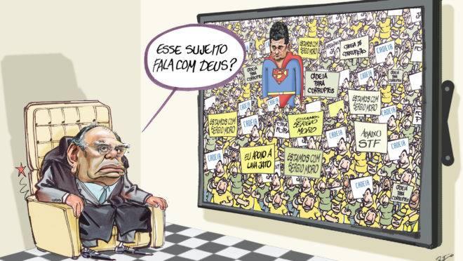 """Moro recebe o apoio das ruas e Bolsonaro retorna do G20 com """"missão cumprida"""""""