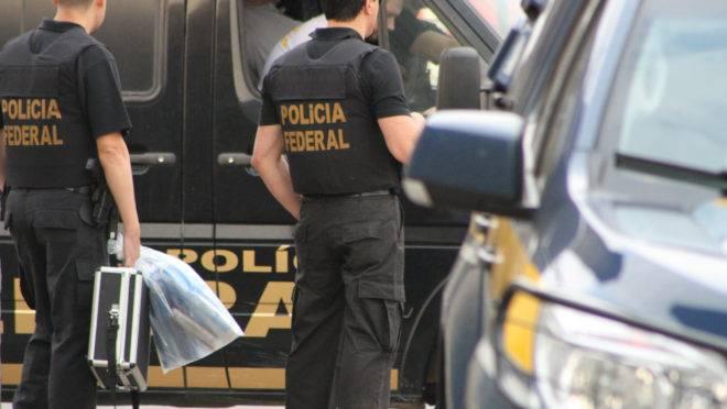 Operação Barão Invisível foi realizada pela Polícia Federal nesta segunda-feira (8)
