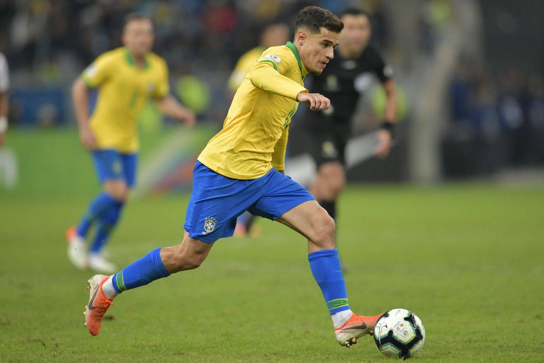 Coutinho | Raul ARBOLEDA / AFP
