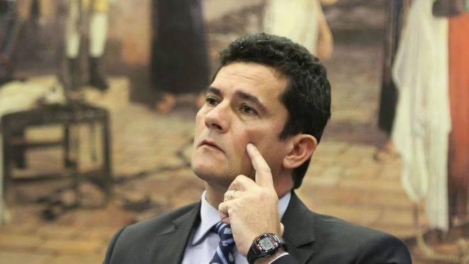 Sergio Moro na Câmara dos Deputados