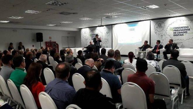 Inscrições abertas para o 7º Congresso Paranaense de Cidades Digitais