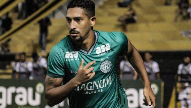 Léo Príncipe no Paraná Clube