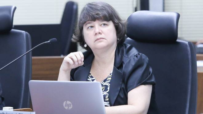Luiza Frischeisen, subprocuradora candidata à Procuradoria-Geral da República