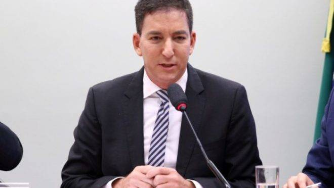 Glenn Greenwald vai à CCJ do Senado