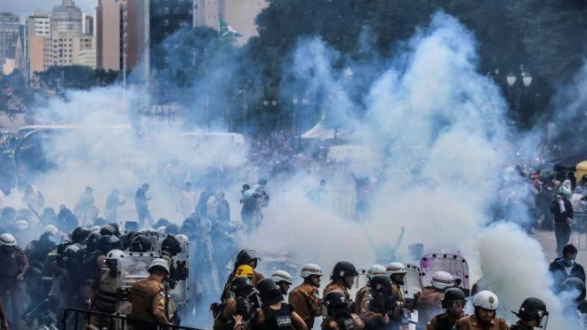 Batalha do Centro Cívico.