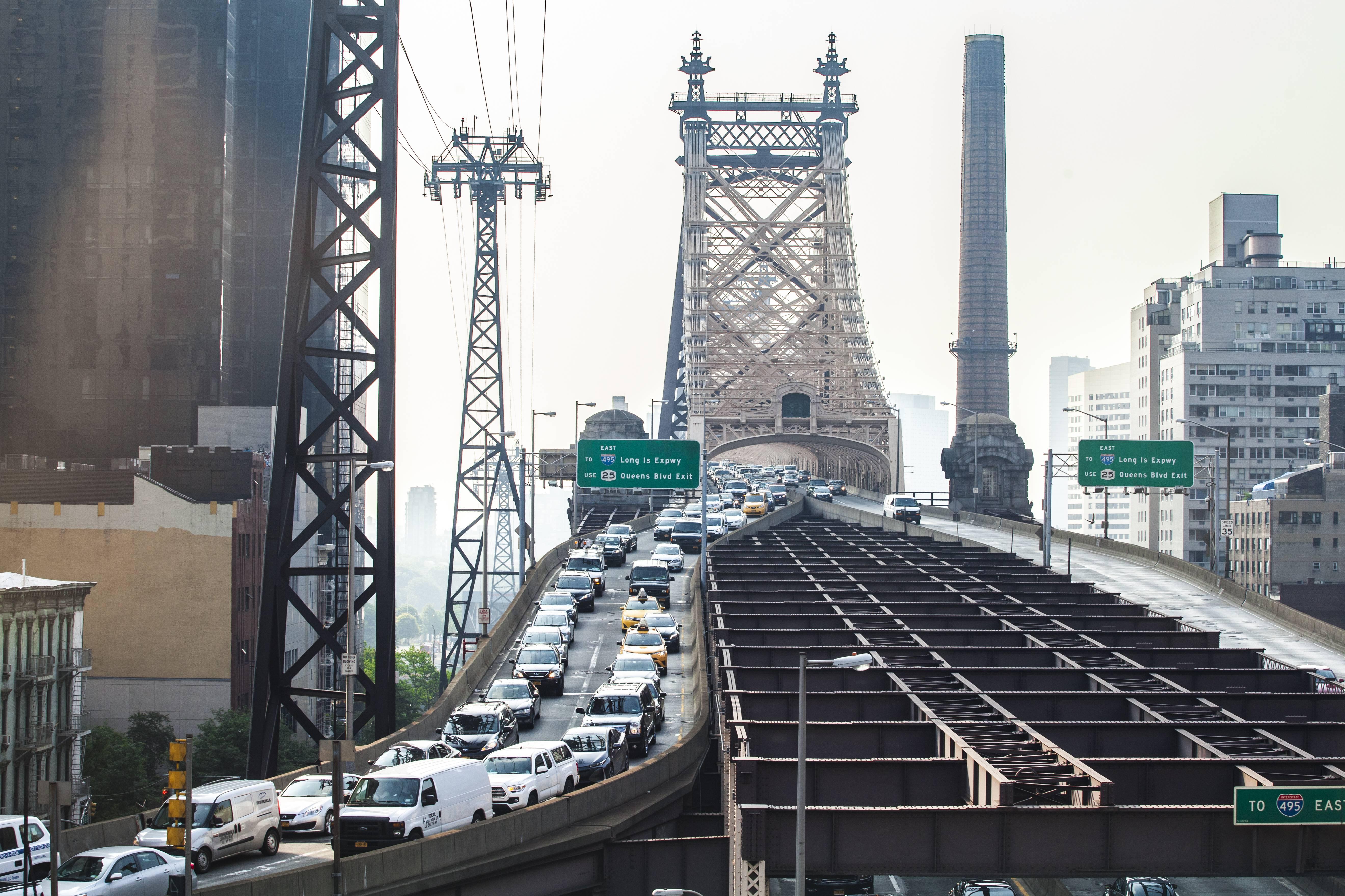 Trânsito em Nova York. Foto: Bigstock