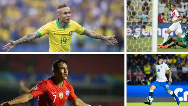 Copa America 2019 Tem 13 Atletas Empatados Na Artilharia Confira A Lista