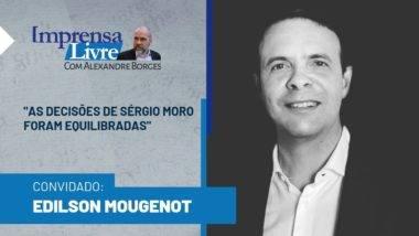 Jurista Edilson Mougenot Bonfim é o entrevistado dessa semana de Alexandre Borges
