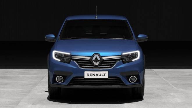 Luz diurna em formato de 'C' alongado contornam os faróis, que exibem novo rearranjo interno. Foto: Renault/ Divulgação