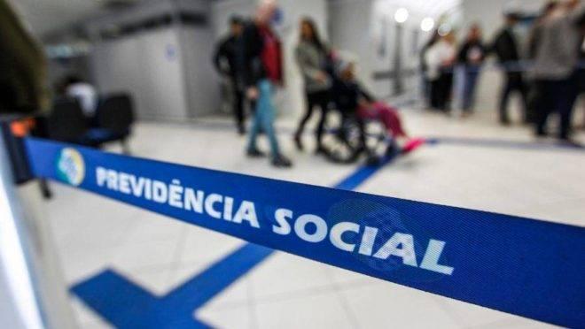 Agência do INSS. Foto: Jonathan Campos/Gazeta do Povo