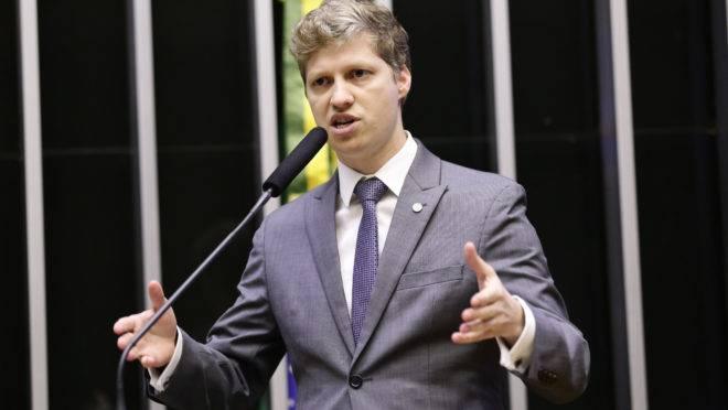 Líder do Novo, deputado Marcel Van Hattem retirou a emenda sobre estados e municípios