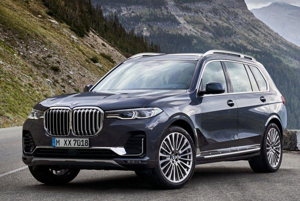 Base para a picape: X7 xDrive40i, o maior e mais luxuoso SUV da BMW. Foto: BMW/ Divulgação