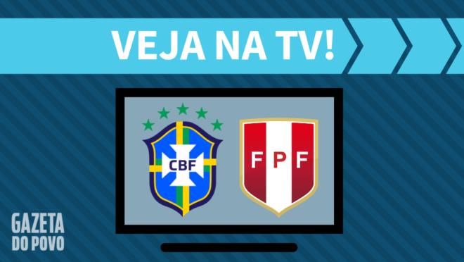 Brasil X Peru Ao Vivo Saiba Como Assistir Ao Jogo Na Tv E Online