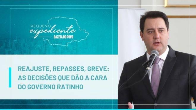 O primeiro semestre da gestão Ratinho Junior