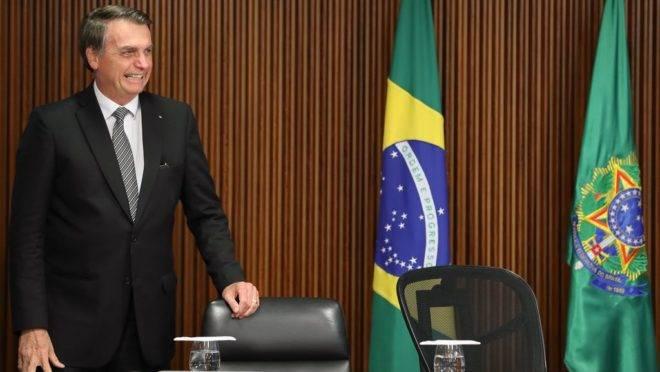 O presidente Jair Bolsonaro assinou a MP sobre regularização de débitos com a União