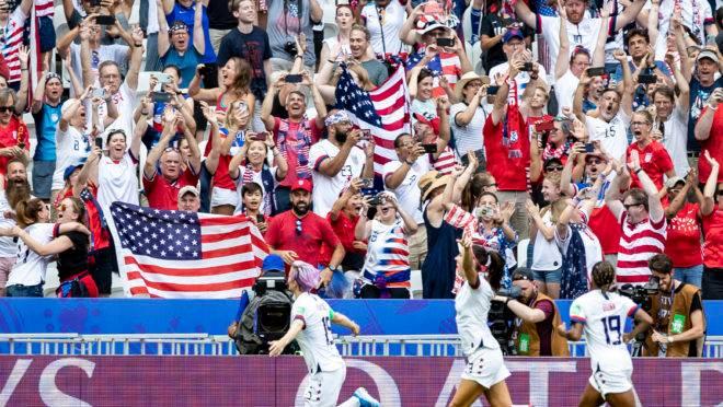 EUA Rapinoe Copa do Mundo