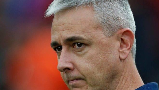 Técnico Tiago Nunes já admitiu a necessidade de reforços no Athletico para a sequência de 2019