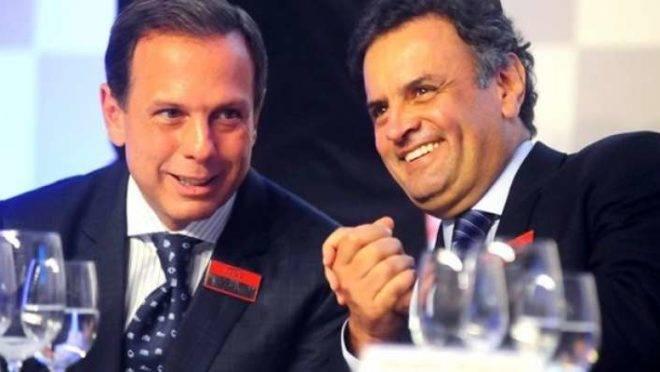 O partido quer afastar Aécio e Beto Richa, ex governador do Paraná