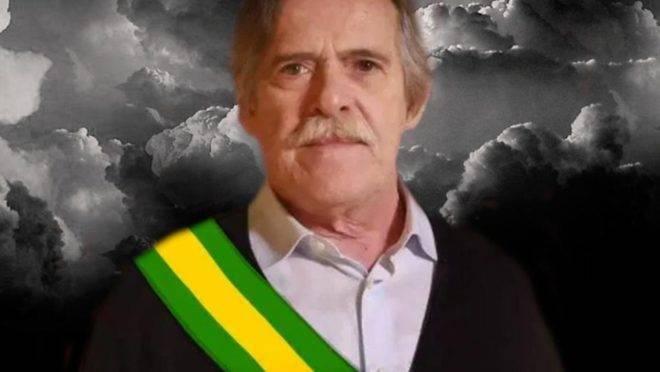 Para seres políticos como Zé de Abreu a vida é somente um ciclo vicioso de injustiça, vingança e ressentimento.
