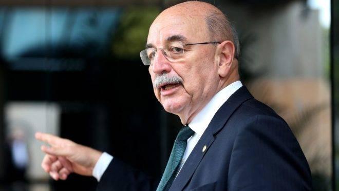 O ministro da Cidadania, Osmar Terra.