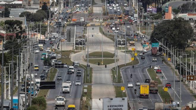 Obras na Linha Verde tiveram início em 2007