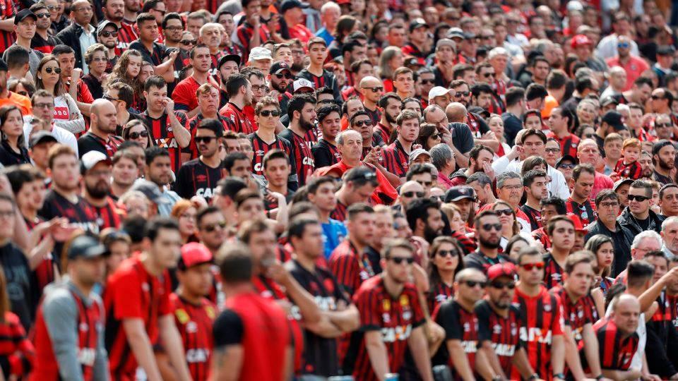 """Torcedor do Flamengo, saiba como se comportar como """"torcida humana"""" com o Athletico"""
