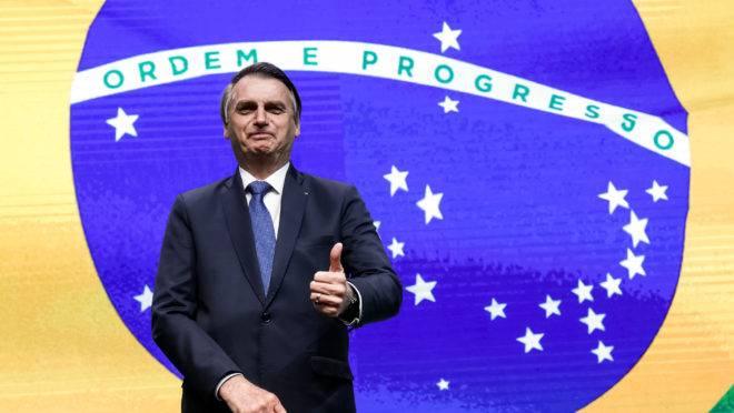 O presidente da República Jair Bolsonaro.